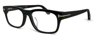 トムフォード メガネ TF-5432 001 アジアンフィット tf5432 TOM FORD 眼鏡 黒ぶち tomford ウェリントン メンズ 黒縁