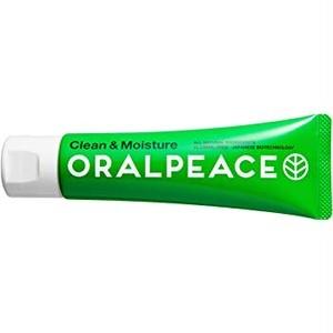 天然由来 人用『歯みがき&口腔ケアジェル』オーラルピース クリーン&モイスチュア