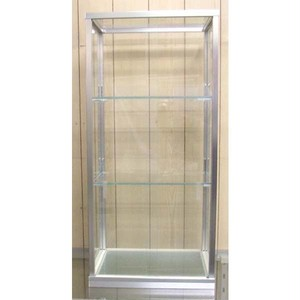 24M10 幅300高さ/641mm 業務用 ガラスケース ショーケース コレクションケース ディスプレイ用
