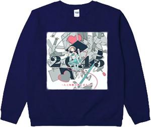 【 S 】2045ジャケット トレーナー
