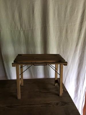 折りたたみテーブル  ・ フランス