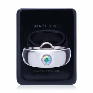 Smart Jewel‐Inray Thick-Black-6月‐17SJ6-1-BLKAUR