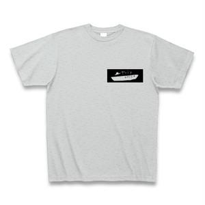オリジナルTシャツ グレー ミニロゴVer2 【送料込み】