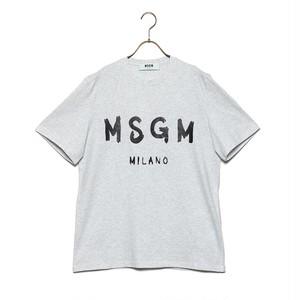 MSGM エムエスジーエム Tシャツ LOGO T-SHIRT 2640MM97 メンズ レディース