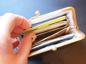 mini    ウォレット/がまぐち財布 マゼンダピンク