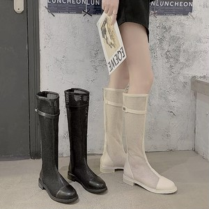 summer mesh boots 2color