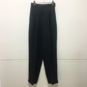 pin dot 2tuck pants
