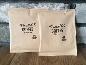 コピー:「Thanks COFFEE」ドリップパック