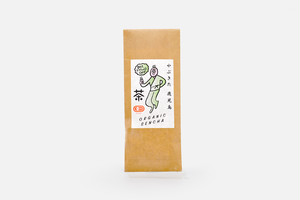【SELECT TEA】オーガニック煎茶(鹿児島・やぶきた)25g / Organic sencha (Kagoshima Yabukita) 25g