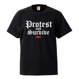 PROTEST and SURVIVE(T-SHIRT)