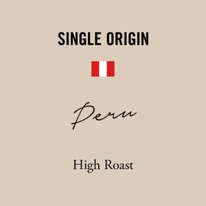 ペルー|中煎り −High Roast−|200g