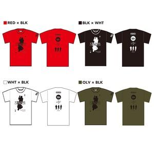 【 chacha charity 】 Tシャツ