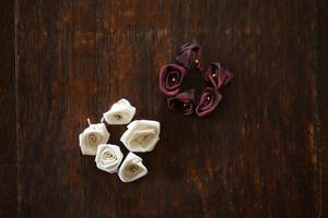 花芯付き 折バラ5ヶ入り