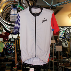 TEAM DREAM BICYCLING TEAM / Americana Grey FS Lightweight Jersey