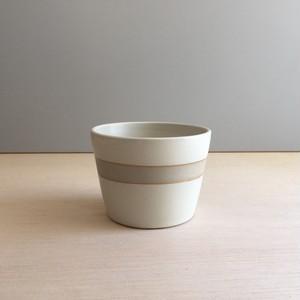 plain カップ(白) [ 直径 8 x 6cm 180cc ] 【風車小屋のある村】