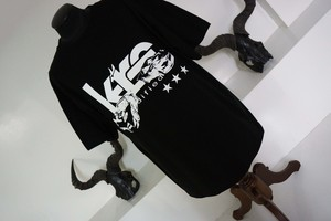 KRCmodified TシャツA(Black)