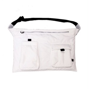 SHOOP NYLON PRISCILLA WAIST BAG WHITE