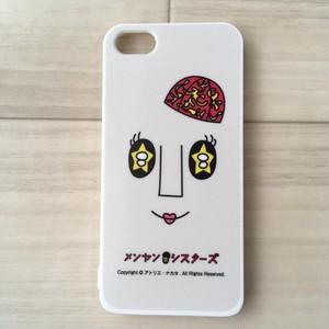 メンヤン☆(ハローUMAワールドjp):メンヤン☆眼子 iPhoneケース