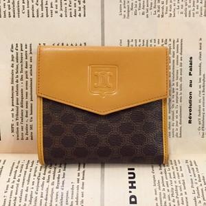 CELINE macadam wallet