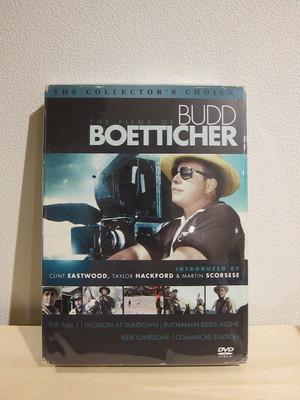【dvd】BUDO BOETTICHER/バット・ベティカー (budo boetticher)