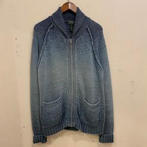 """""""LAUREN"""" Fullzip Cotton Sweater"""