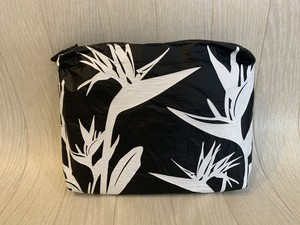 ALOHA  Collection 「BIRDS IN PARADISE」Small  Pouch