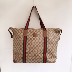 OLD GUCCI big size tote bag