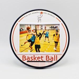 バスケットボールフォトフレーム バスケF