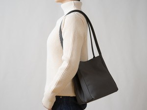 [New]Shiribari tote M チャコールグレー