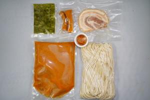 濃魚つけ麺辛うま 2食セット