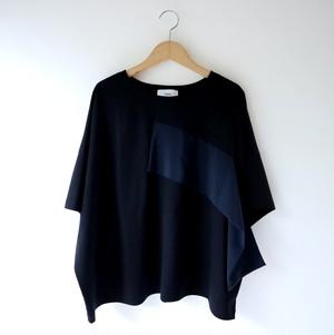 FLOW Tシャツ・ネイビー