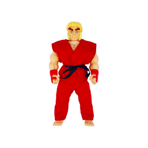 Street Fighter Ken Masters Figure