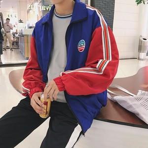 [HOT]ワッペン2ライフデザインジャケット 2カラー
