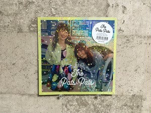 THE PATS PATS / Gilrs talk / Our song 7インチ(DLコード付き)