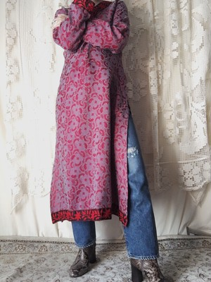 Oriental Embroidered Dress
