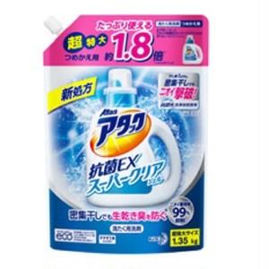 【福田商店】液体洗剤アタック詰め替え用