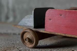 Denmark おもちゃのトラック