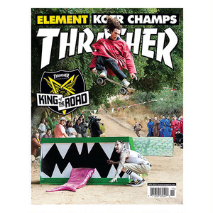 THRASHER - November 2018. Issue 460