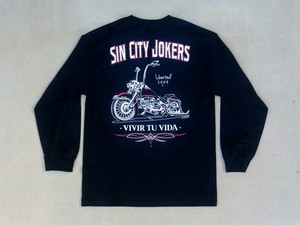 【NEW】SCJ Rider Long Sleeve Tee