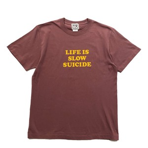 2021 S/S LIFE IS SLOW SUCIDE