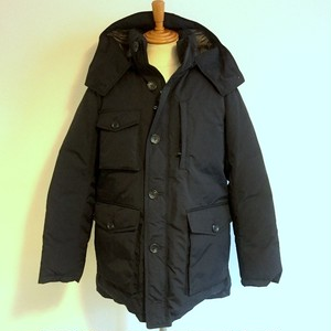 Down Parka WP-H Black