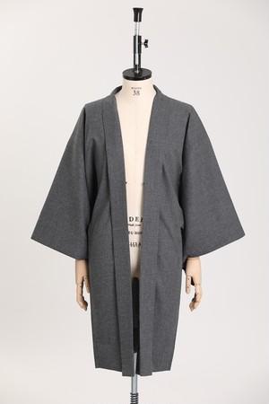 羽織 / ウールカシミアエターミン / Gray(With tailoring)