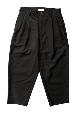 DOUBLE PLEATED TROUSERS REGULAR (marka)