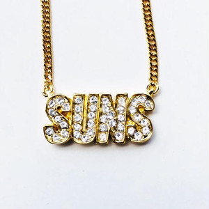 "ANDSUNS(アンドサンズ)""HIGH CLASS NECKLESS "" [Gold]"