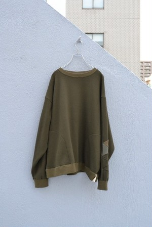 AlexanderLeeChang / TRIANGLE CREW SWEAT