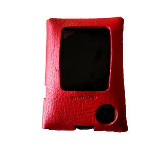 ★受注予約販売★フリースタイルリブレ レザーケース Red