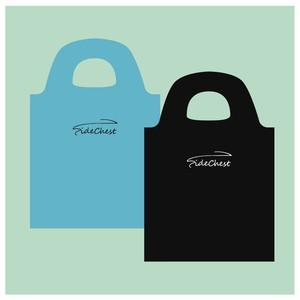 【SideChest】Logoエコバック