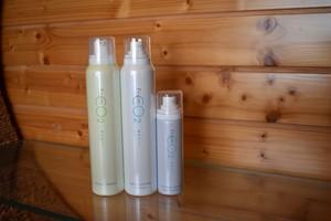 【お得な3本】(送料無料)炭酸洗顔・スキンローション(モイスチャー)・美容液