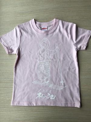キッズTシャツ(半袖)★ライトピンク