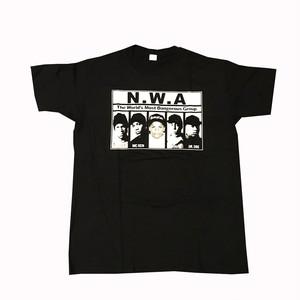 N.W.A/バンドT/Tシャツ